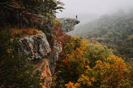 buffalo national river cabins and canoeing in beautiful ponca