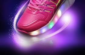 heelys light up shoes shoes led lights children roller skate shoes heelys wheels kid