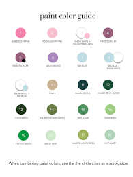 printable paint by number damask love