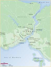 Bosporus Strait Map Bosporus Map Images Reverse Search