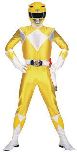 Power Rangers Samurai Halloween Costumes Original Yellow Power Ranger Google Comission