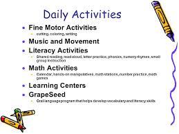 developmental kindergarten orientation welcome parents ppt