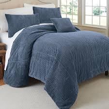Navy Blue Coverlet Queen Bedroom Blue Comforter Set Navy Blue Queen Bedding Navy Blue