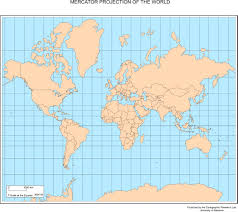 Map Of Equator Maps Of The World