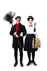 halloween costumes idea for couples halloween couples costume idea mary poppins and bert halloween