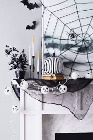 Black And White Ball Decoration Ideas 60 Easy Halloween Crafts Best Diy Halloween Craft Ideas For Your