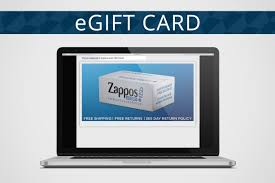 electronic gift cards zappos gift cards zappos