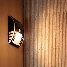 indoor motion sensor light fixture lightinbox solar powered indoor outdoor motion sensor led light