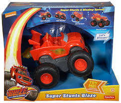 Plan Toys City Series Parking Garage Review by Nickelodeon Blaze And The Monster Machines Super Stunts Blaze