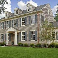 what is a colonial house 8 best house paint images on pinterest colonial exterior exterior