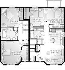 2 modern house plans hennessey multi family triplex plan 032d 0377 house plans and more