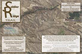 Sheridan Wyoming Map Trails Sheridan Community Land Trust