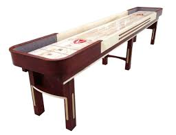 How Long Is A Shuffleboard Table by Venture Shuffleboard Tables For Sale At The Shuffleboard Federation