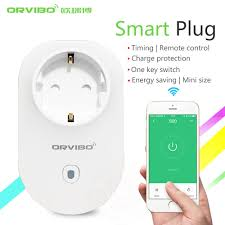 wholesale 2016 orvibo smart home system smart power socket plug