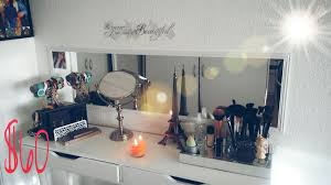 Home Improvement Ideas For Small Apartments Diy Vanity Small Spaces Youtube
