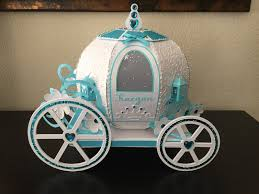 Wire Pumpkin Carriage Centerpiece by A Thing For Paper Cinderella U0027s Carriage Amazing Paper Diy