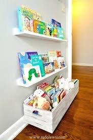 childrens wall book shelves bookcase white wall mounted bookcase
