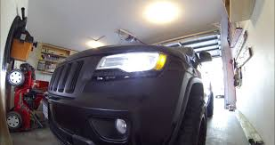 led lights for 2014 jeep grand 2014 jeep grand hid led headlight test in 2011 wk2