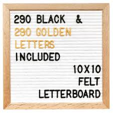 changeable letter boards amazon com office u0026 supplies