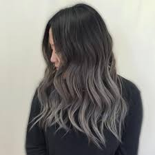 box hair color hair still gray silver melt balayage grey kycolor on instagram hair