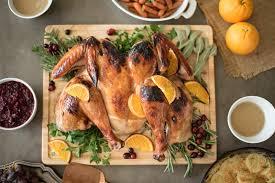 Turkey On The Table Spatchcock Cranberry Orange Glazed Turkey