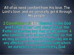 May The God Of All Comfort 03 The Big If Philippians 2 1 4