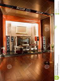 Studio Interior Luxury Hifi Studio Interior Stock Images Image 9932184