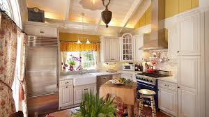 Simple But Amazing Country Kitchen Decors Home Design Lover - Simple country kitchen