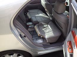 lexus ls400 2001 how to remove the rear seat and subwoofer in a lexus ls 430 the