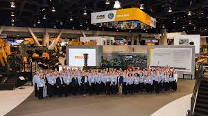 conexpo 2017 events case construction equipment