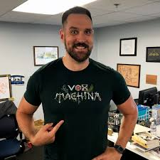 new machina alpha on twitter these brand new vox machina t shirts will be