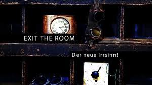 exit the room graz youtube