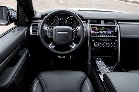 white land rover interior 2017 land rover discovery first drive review u2013 an englishman with