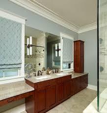 light blue bathroom bathroom traditional with blue tile