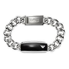 armani bracelet images Emporio armani bracelets ernest jones