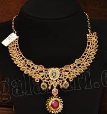 diamonds necklace photos images Uncut diamonds necklace by malabar gold jewellery designs jpg