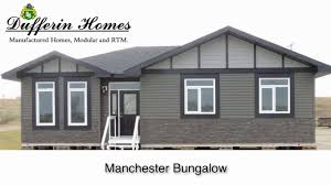 dufferin homes moose jaw manchester bungalow youtube