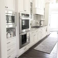 White Kitchen Cabinets With White Appliances Get 20 White Shaker Kitchen Cabinets Ideas On Pinterest Without