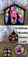 Christmas Window Decoration Crafts by Best 25 Window Decorations Ideas On Pinterest Puffy