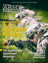 army sustainment july august 2014 by army sustainment magazine issuu