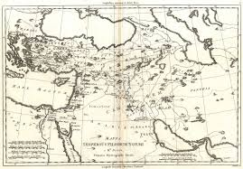 Map Of Eastern Europe by Collection Of 7 Ancient Geographic Maps Asia And Eastern Europe