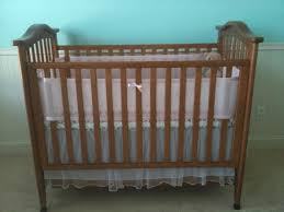 Ikea Convertible Crib by Bedroom Awesome Brown Wood Sorelle Vicki Crib With Ikea Side