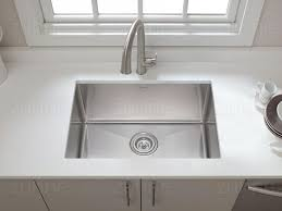 Deep Sinks For Laundry Room by Zuhne Modena 23 Inch Undermount Deep Single Bowl 16 Gauge
