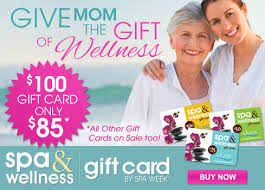 gift card for sale give the gift of wellness s day gift card sale
