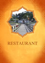 indian menu template restaurant menu indian restaurant menu template by chris