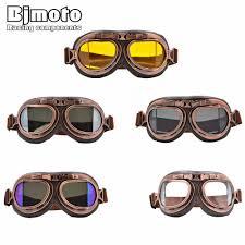 cool motocross helmets aliexpress com buy vintage helmet motocross goggles clear