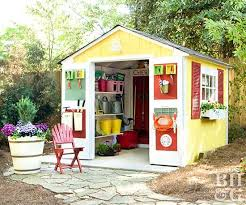 Backyard Storage Units The 25 Best Outdoor Storage Units Ideas On Pinterest Trash Can
