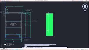 Reception Desk Cad Block Basic Modify Base Point Second Point Casework U0026 Millwork Shop