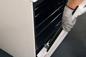 how to replace oven door hinges on a range repair guide help