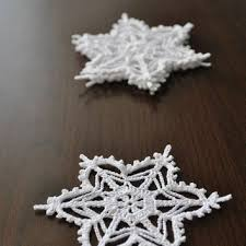 shop crochet ornaments on wanelo